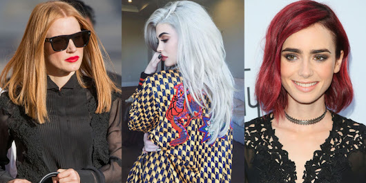 The Top Hair Color For Winter