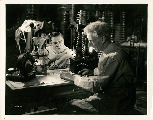 The Bride of Frankenstein (Universal, 1935) 30