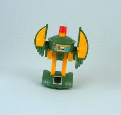 Transformers Cosmos - modo robot (G1)