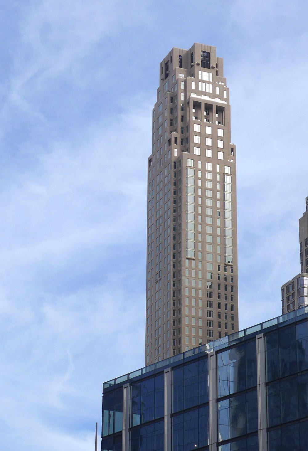 Tribeca Citizen New Building Report Card 30 Park Place