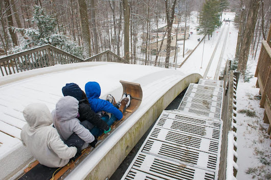 The One Epic Slide In Ohio You Need To Ride This Winter