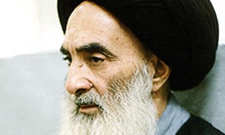 Grand Ayatollah Ali al-Sistani