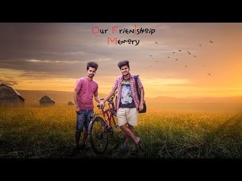 Friendship Day Special Manipulation edit || Krishna Gallery With MMP Pic...
