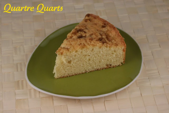 Quartre Quarts - French Fridays with Dorie