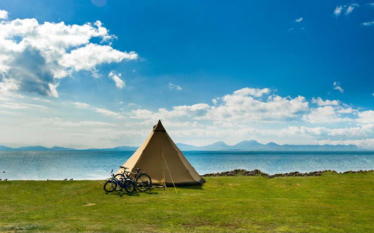 Why You Should Island Hop Scotland's Inner Hebrides by Bike