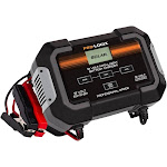 Solar PL2545 - 12V Intelligent Battery Charger with Start Assistance