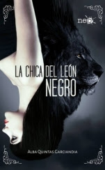 La chica del león negro Alba Quintas Garciandia