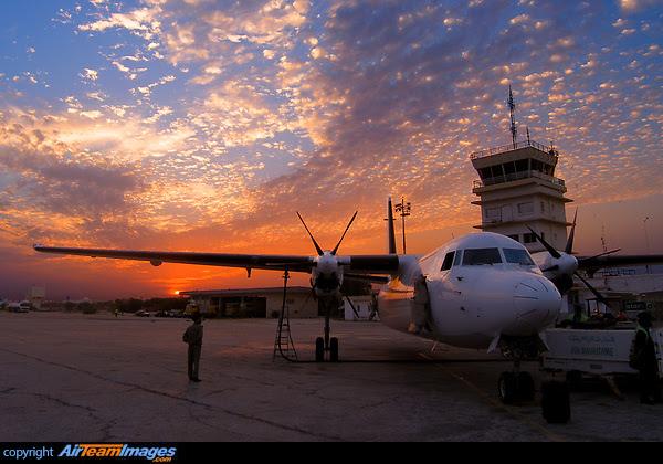Nouakchott Airport, Mauritania