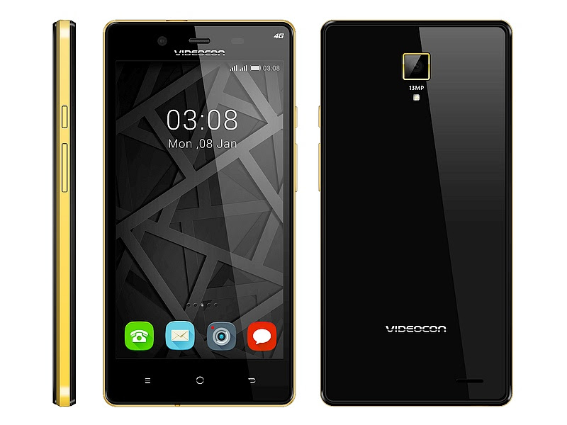 Image result for Videocon Z55 Krypton
