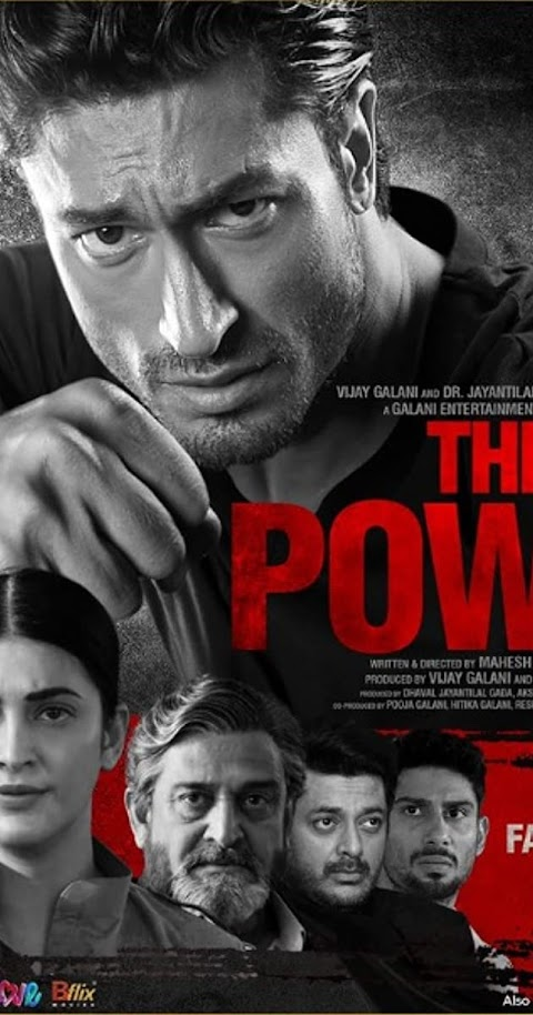 The Power (2021) 480p 720p  WebRip Hindi Full Movie