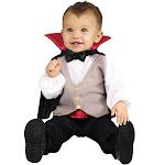 Lil Drac Costume Infant Large