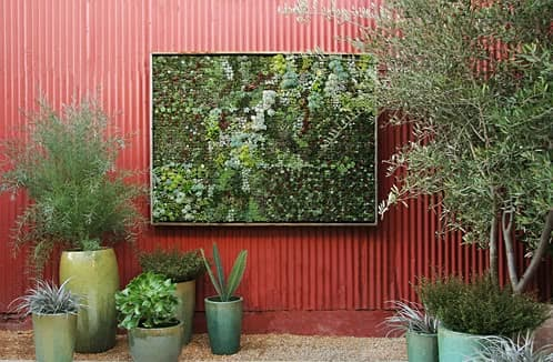Soluciones para una mejor calidad de vida jardines verticales for Modulo jardin vertical