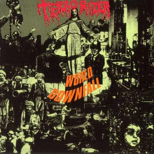 Terrorizer - World Downfall Album Cover