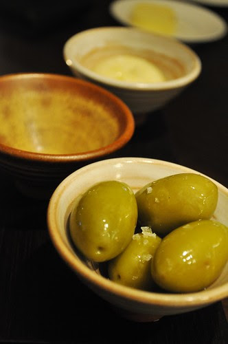 scilian olives
