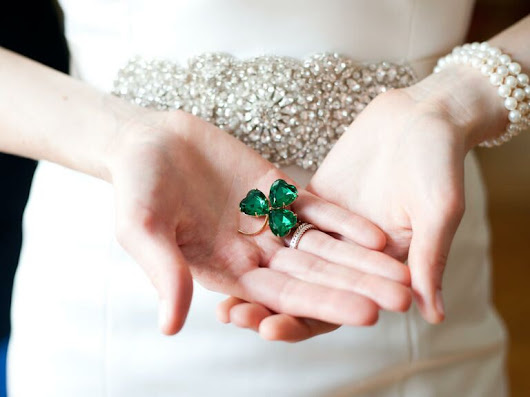 9 St. Patrick's Day Inspired Wedding Ideas