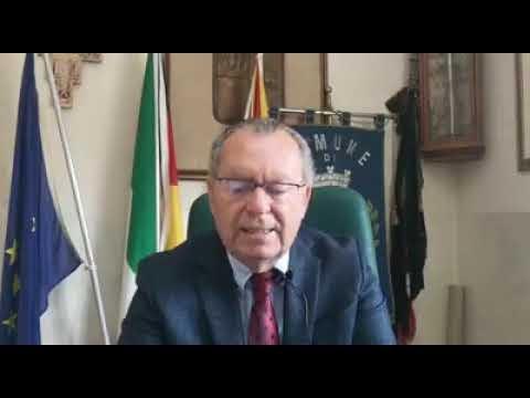 Video messaggio del Sindaco del 2 Maggio 2020
