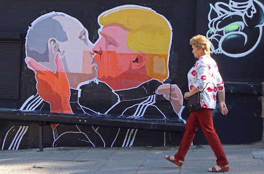 "COMRADE TRUMP—The Definitive Trump-Putin Bromance and ""This Russia Thing"" Timeline"