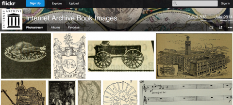 Download for Free 2.6 Million Images from Books Published Over Last 500 Years on Flickr