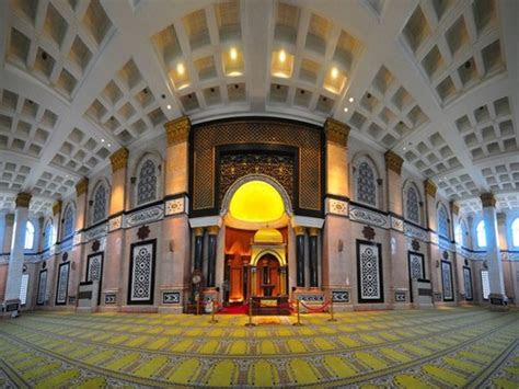 islam images masjid kubah emas hd wallpaper