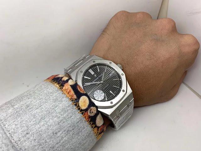 Audemars Piguet 15400 on Wrist