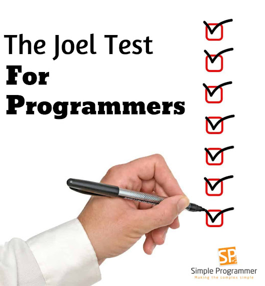 The Joel Test Updated For Programmers