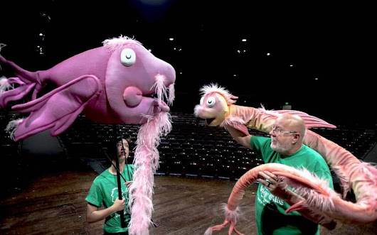 Music Circus in 'Seussical' brings alive Dr. Seuss' world