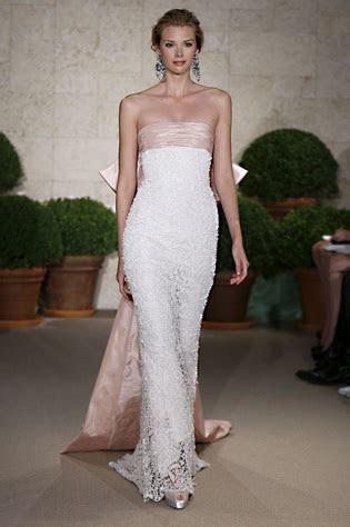 Oscar de la Renta Wedding Dresses   Rich Club Girl