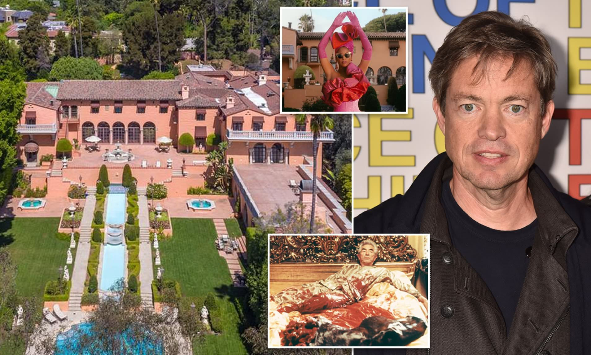 Beverly Hills estate which appeared in The Godfather snapped up by 'homeless billionaire'