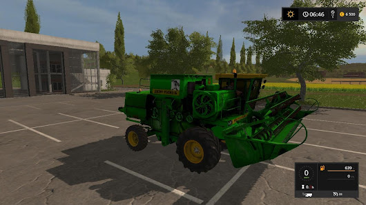 Don 1500B v2.1 fixed RT-mods FS17 - Farming Simulator 17 mod / FS 2017 mod