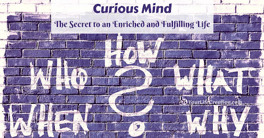 Curious Mind - The Secret to an Enriched and Fulfilling Life | YLC