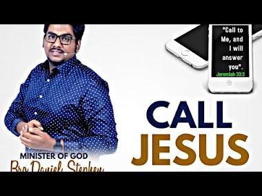 CALL JESUS 2021 [July 1- Oct 8]