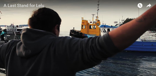 "The video: Lelu Island: ""They will come."""