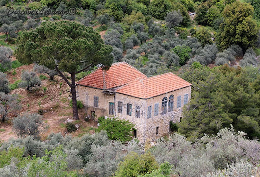 Discover Lebanon Image Gallery / Old houses / Old house Hardine