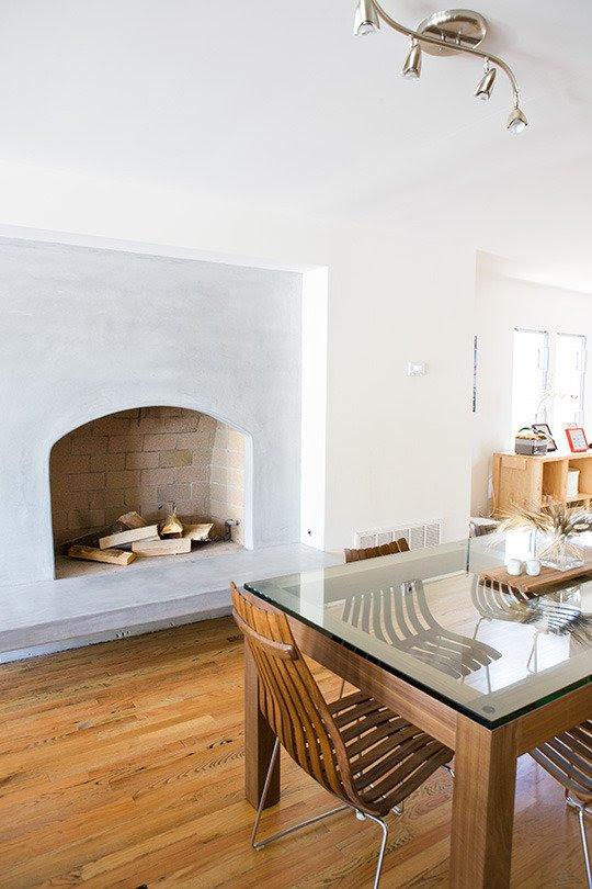modern house tour loft
