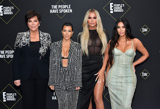 The Kardashians Hit the People's Choice Awards and SERVED