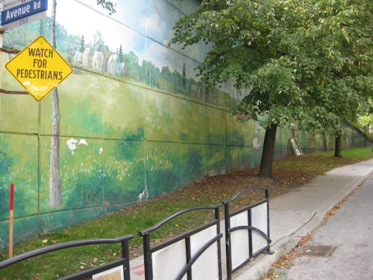 Toronto Graffiti Management Plan Wins National Award  | Urban Toronto