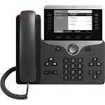 Cisco 8811 VoIP Phone - Charcoal