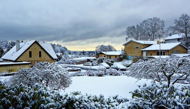 Hvid jul 1 juledag