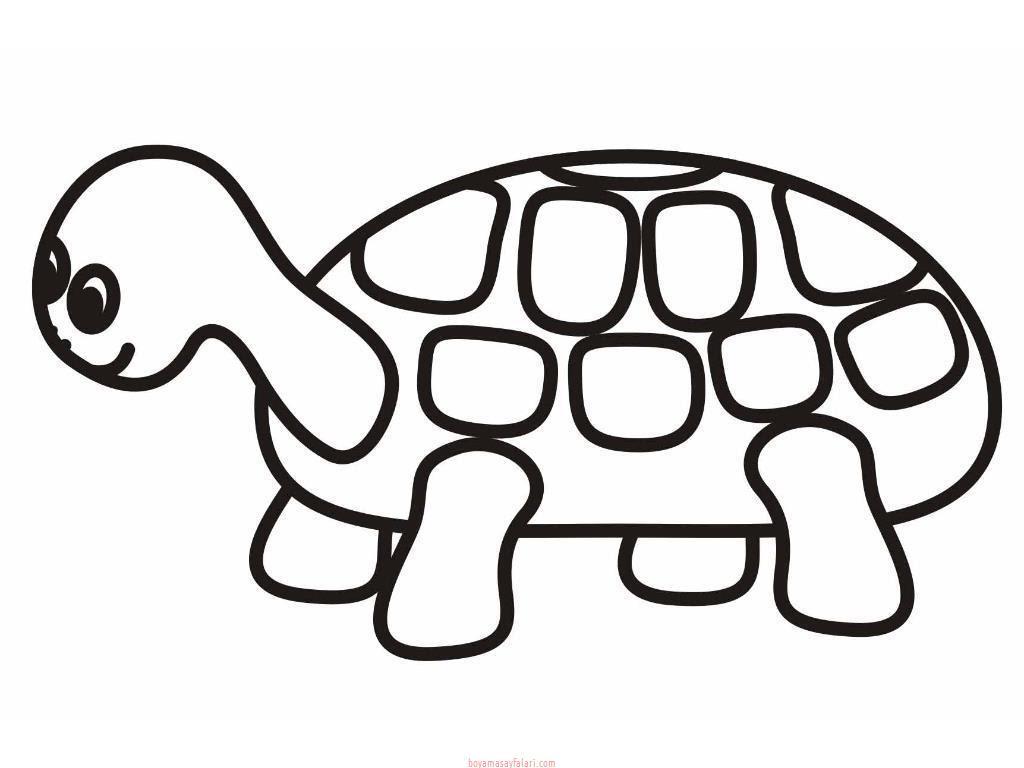 Kaplumbağa Boyama Sayfaları 6 Sınıf öğretmenleri Için ücretsiz
