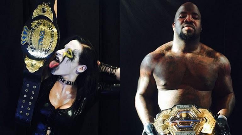 Novos campeões são coroados durante o TNA Impact Wrestling