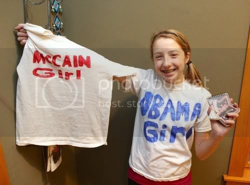 McCain Girl