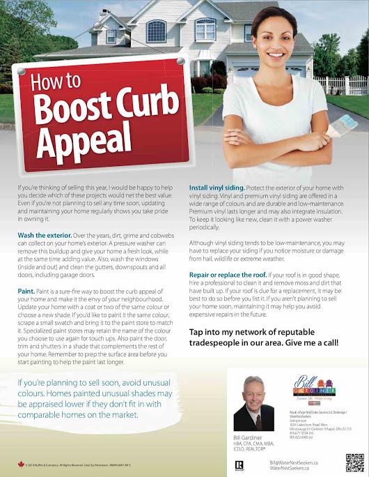 How to Boost Curb Appeal