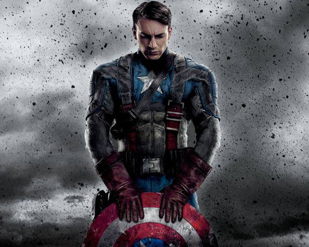 Image result for captain america wax figure