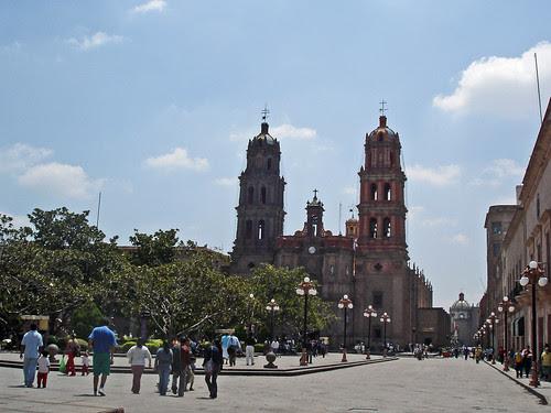 San Luis Potosi - Cathédrale