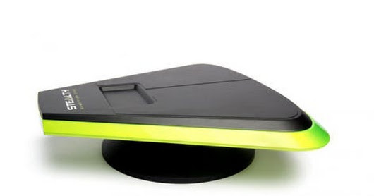 'Stealth' Core Trainer Aims To One-Up Nintendo's Wii Fit Balance Board