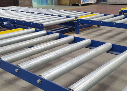 Chain Conveyor Systems - Andrews Automation