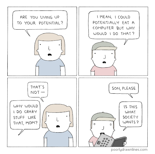 Poorly Drawn Lines – Potential