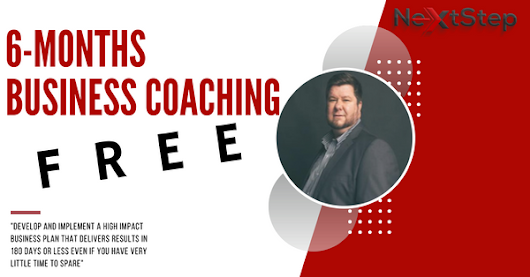 WIN 6-Months of Business Coaching worth more than NZ$3000