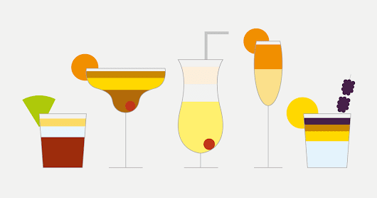 Cocktails – Interactive — Information is Beautiful