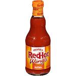 Frank's Red Hot Wings Sauce, Buffalo - 12 oz bottle
